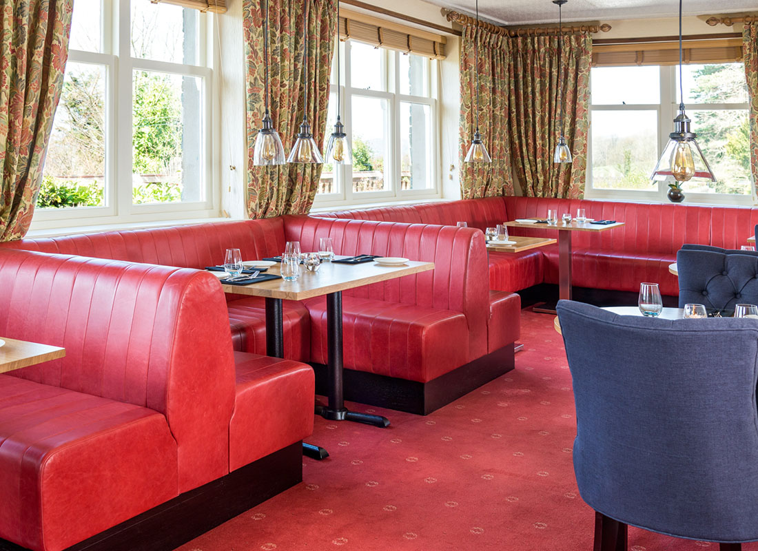 Ravenstone Manor Dining Room